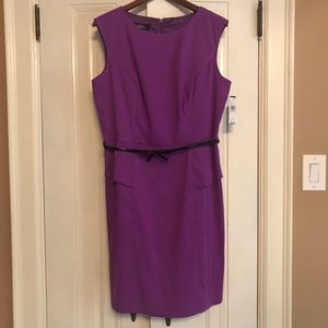 AGB dress with belt NWT